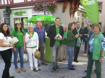 Fraktionssitzung im Hochstädter Haus @ Hochstädter Haus