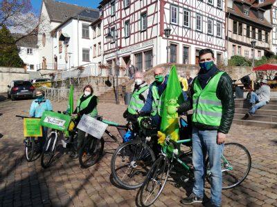 MV Grüne Bensheim @ Zoom