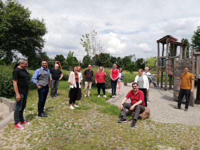 Workshop 1 zu Aspekten von Integration und Vielfalt in Bensheim